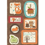 Happy Harvest: Pile of Fun Sticker Stacker Sheet