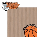 Hard work beats talent 2 Piece Laser Die Cut Kit