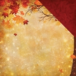 Harvest: Magical Autumn 12 x 12 Double-Sided Cardstock
