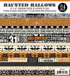 Haunted Hallows: 6 x 6 Paper Pad
