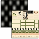 Haven: Accessory 12 x 12 Double-Sided Paper