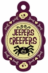 Heebie Jeebies: Jeepers Creepers Embossed Die Cuts