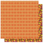 Hello Fall: Shades of Autumn 12 x 12 Double-Sided Glitter Paper