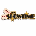 High Roller: Showtime Laser Die Cut