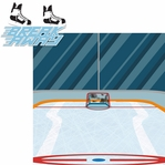 Hockey: Break Away 2 Piece Laser Die Cut Kit