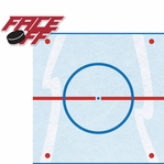 Hockey: Face Off 2 Piece Laser Die Cut Kit