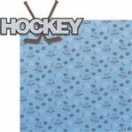 Hockey: Hockey 2 Piece Laser Die Cut Kit