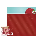 HoHoHo: Dear Santa 2 Piece Laser Die Cut Kit