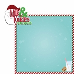 HoHoHo: Milk and Cookies 2 Piece Laser Die Cut Kit