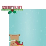 HoHoHo: Naughty and Nice 2 Piece Laser Die Cut Kit