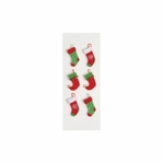 Holiday Stockings Mini Stickers