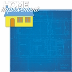 Home Improvement: Home Improvement 2 Piece Laser Die Cut Kit