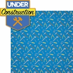 Home Improvement: Under Construction 2 Piece Laser Die Cut Kit