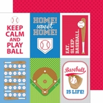 Home Run: All Stars 12 x 12 Double-Sided Cardstock