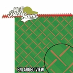 Home Run: At The Ball Game 2 Piece Laser Die Cut Kit
