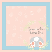 Hoppy Easter: 12 x 12 Paper