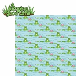 Hoppy Frog: Jumping Good Time Laser Die Cut Kit