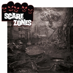 Horror Nights: Scare Zones 2 Piece Laser Die Cut
