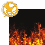 Hunger Games: Mockingjay 2 Piece Laser Die Cut Kit