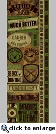 Hunting Combo Sticker