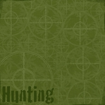 Hunting: Hunting 12 x 12 Double-Sided Paper