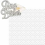 I Do: Ring Bearer 2 Piece Laser Die Cut Kit