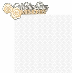 I Do: Wedding Day Memories 2 Piece Laser Die Cut Kit