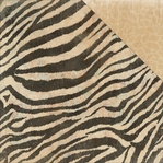 Into the Wild: Zebra 12 x 12 Double-Sided Cardstock