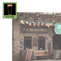 Ireland: The Pub 2 Piece Laser Die Cut Kit