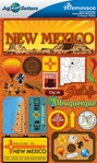 Jetsetters: New Mexico Die Cut Stickers