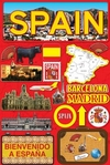 Jetsetters: Spain Die Cut Stickers