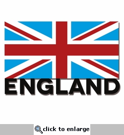Jolly Old London: England 2 Piece Laser Die Cut Kit