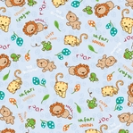 Jungle Kitties 12 x 12 Double-Sided Paper