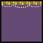Just Treats: Halloween Party  12 x 12 Paper