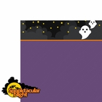 Just Treats: Spooktacular 2 Piece Laser Die Cut Kit