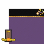 Just Treats: Trick or Treat 2 Piece Laser Die Cut Kit