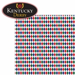 Kentucky Derby: Kentucky Derby 2 Piece Laser Die Cut Kit