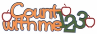 Kids: Count With Me 123 Laser Die Cut