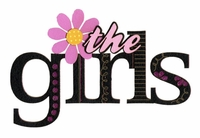 Kids: The Girls Laser Die Cut