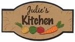 Kitchen Plaque Custom Laser Die Cut