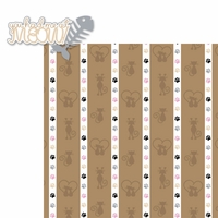 Kitty Cat: You had me at MEOW! 2 Piece Laser Die Cut Kit