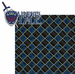 Knights and Dragons: A Knight's Tale 2 Piece Laser Die Cut Kit