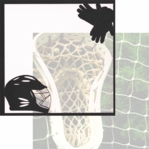 Lacrosse: The Gear 12 x 12 Overlay Quick Page Laser Die Cut