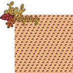 Leaf Peeping: Leaf Peeping 2 Piece Laser Die Cut Kit