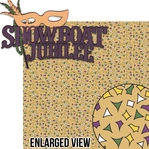 Liberty Square: Showboat Jubilee 2 piece Laser Die Cut Kit