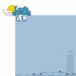 Lighthouse: View 2 Piece Laser Die Cut Kit