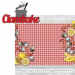 Lobster Fest: Clambake 2 Piece Laser Die Cut Kit