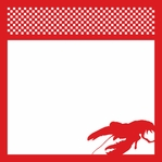 Lobsterfest 12 x 12 Overlay Laser Die Cut