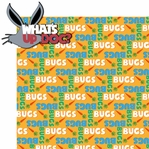 Looney Bin: Bugs 2 Piece Laser Die Cut Kit