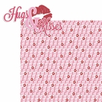 Love Notes: Hugs & Kisses 2 Piece Laser Die Cut Kit